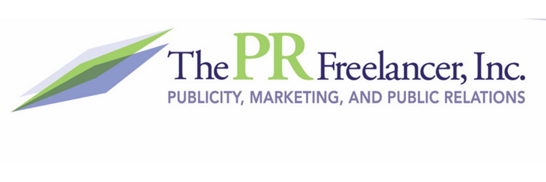The PR Freelancer Logo