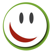 Happy Face Logo